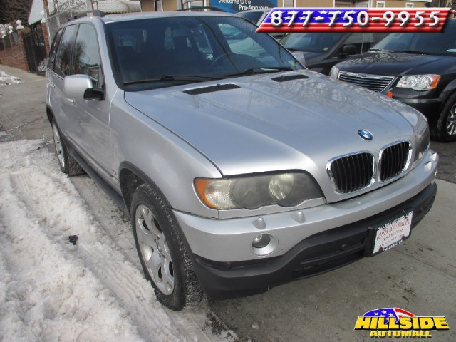 2003 BMW X5 X5 4dr AWD 44i We have assembled the most advanced network of lenders to ensure you ge
