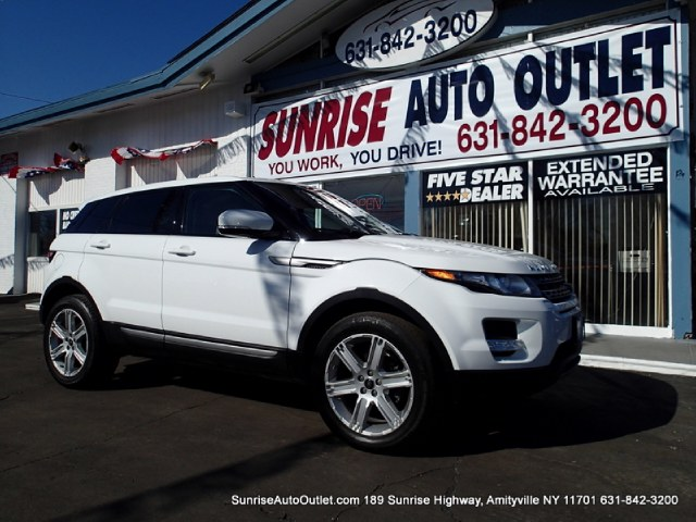 2013 Land Rover Range Rover Evoque 5dr HB Pure Plus Sunrise Auto Outlet  is the car shopping destin