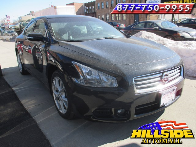 2012 Nissan Maxima 4dr Sdn V6 CVT 35 S We have assembled the most advanced network of lenders to e