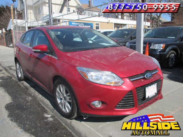 2012 Ford Focus 4dr Sdn SEL We have assembled the most advanced network of lenders to ensure you ge
