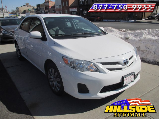 2012 Toyota Corolla 4dr Sdn Auto LE Natl We have assembled the most advanced network of lenders t