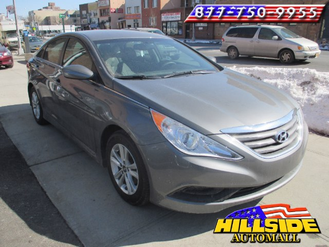 2014 Hyundai Sonata 4dr Sdn 24L Auto GLS We have assembled the most advanced network of lenders to