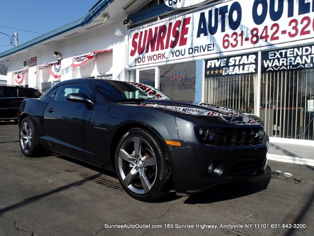 2012 Chevrolet Camaro 1LT CarFax 1-Owner LOW MILES This 2012 Chevrolet Camaro 1LT Includes -Bl