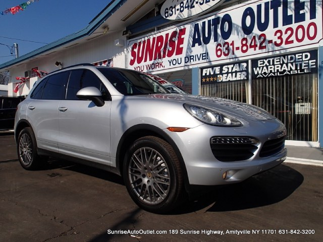 2011 Porsche Cayenne AWD 4dr S Sunrise Auto Outlet  is the car shopping destination for Long Island