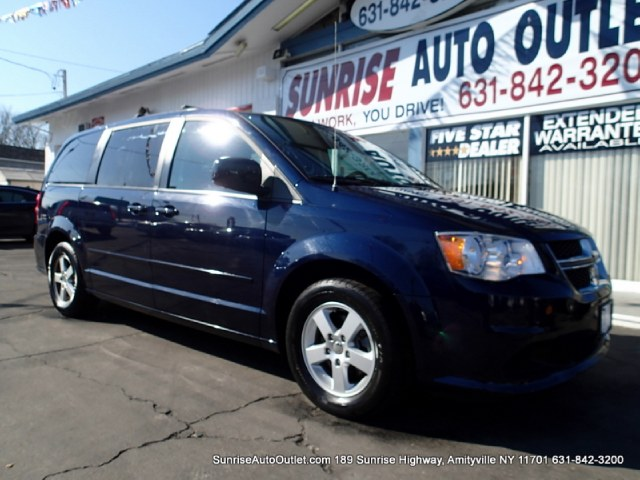 2012 Dodge Grand Caravan 4dr Wgn SXT Sunrise Auto Outlet  is the car shopping destination for Long