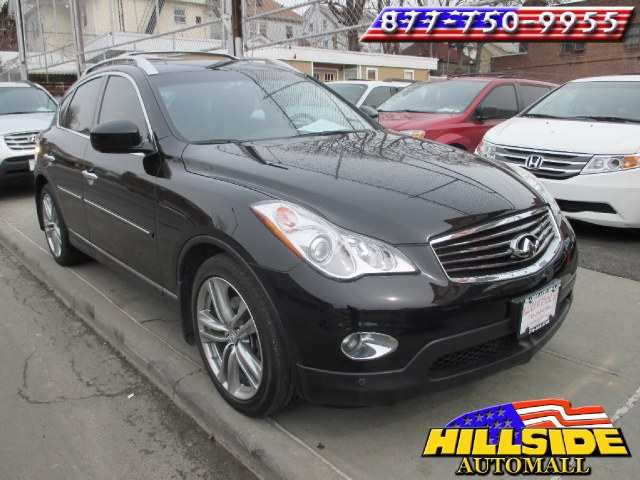 2012 Infiniti EX35 AWD 4dr Journey We have assembled the most advanced network of lenders to ensur