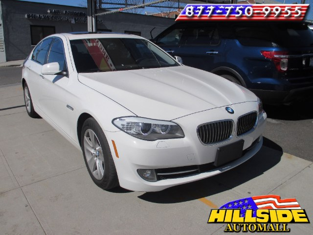 2013 BMW 5 Series 4dr Sdn 528i xDrive AWD We have assembled the most advanced network of lenders t