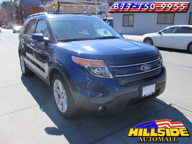 2012 Ford Explorer 4WD 4dr Limited We have assembled the most advanced network of lenders to ensur