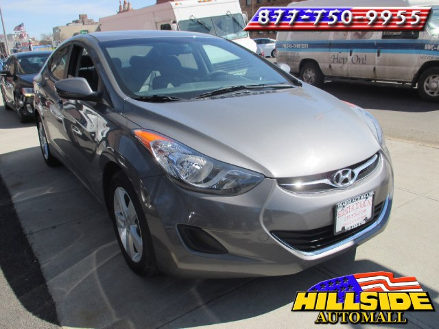 2013 Hyundai Elantra 4dr Sdn Auto GLS We have assembled the most advanced network of lenders to en