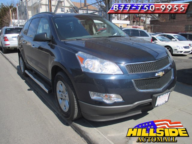 2011 Chevrolet Traverse AWD 4dr LS We have assembled the most advanced network of lenders to ensur