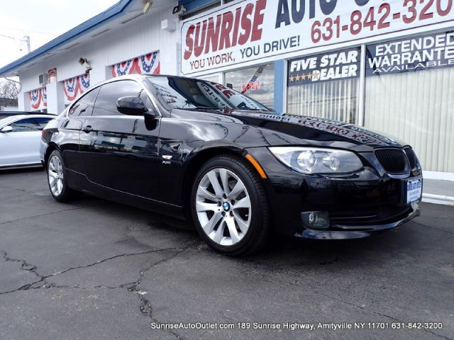 2011 BMW 3 Series 2dr Cpe 328i xDrive AWD SULEV Sunrise Auto Outlet  is the car shopping destinati