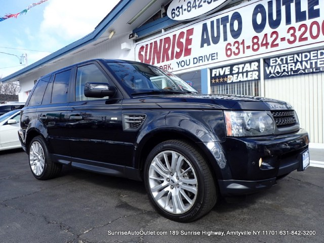 2011 Land Rover Range Rover Sport 4WD 4dr HSE LUX Sunrise Auto Outlet  is the car shopping destina