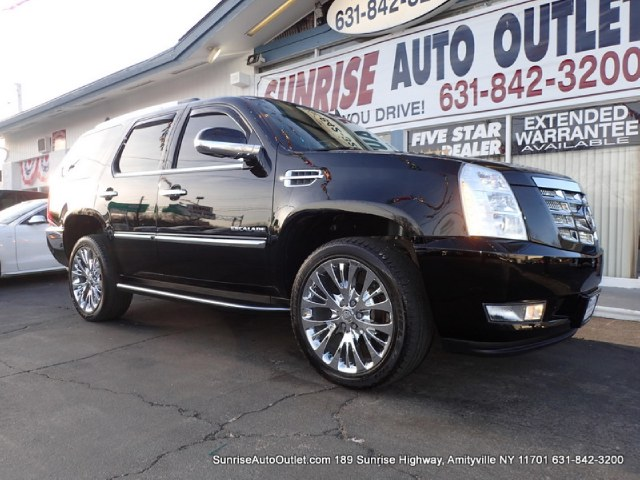 2012 Cadillac Escalade AWD 4dr Base Sunrise Auto Outlet  is the car shopping destination for Long