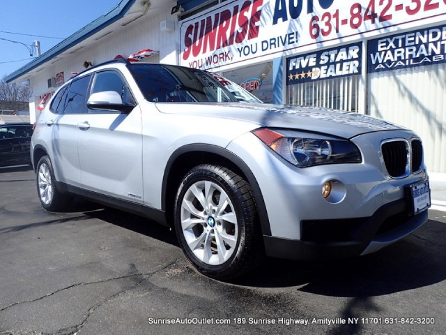 2013 BMW X1 xDrive28i New Arrival Value Priced Below Market All Wheel Drive Bluetooth CAR