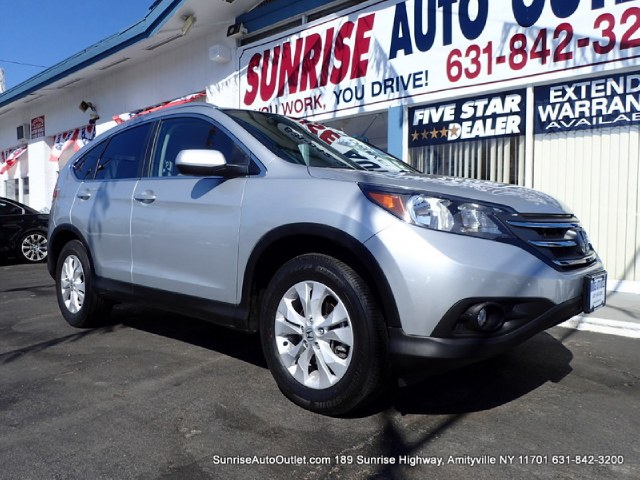 2012 Honda CR-V 4WD 5dr EX-L wNavi Sunrise Auto Outlet  is the car shopping destination for Long