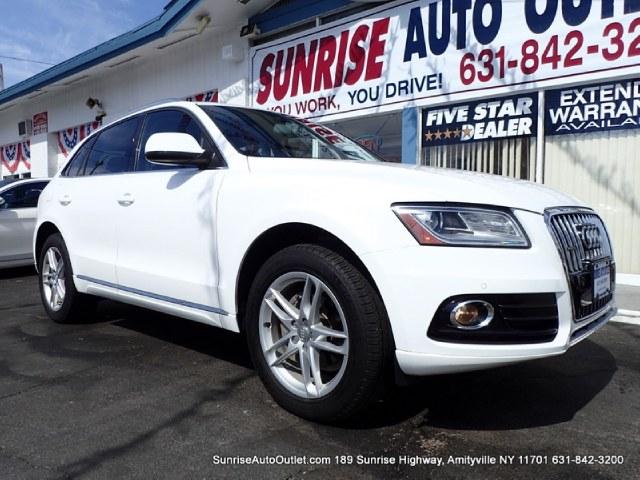 2013 Audi Q5 quattro 4dr 20T Premium Plus Sunrise Auto Outlet  is the car shopping destination fo