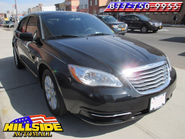 2012 Chrysler 200 4dr Sdn Touring We have assembled the most advanced network of lenders to ensure