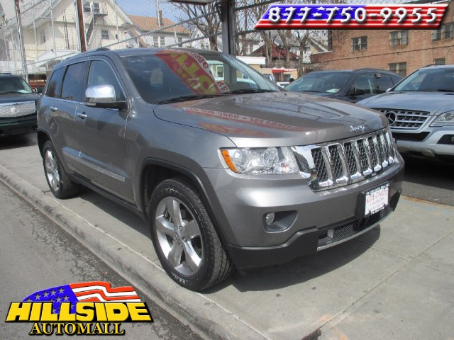 2013 Jeep Grand Cherokee 4WD 4dr Overland Summit We have assembled the most advanced network of le