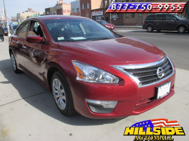 2013 Nissan Altima 4dr Sdn I4 25 S We have assembled the most advanced network of lenders to ensu