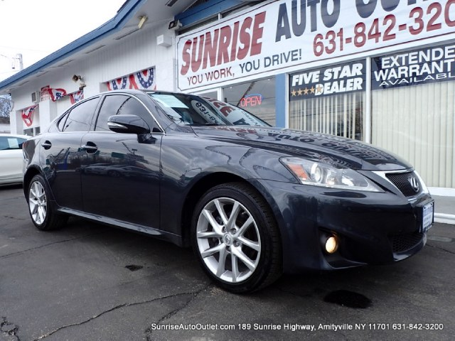 2011 Lexus Is 250 4dr Sport Sdn Auto AWD New Arrival Value Priced Below Market All Wheel Driv