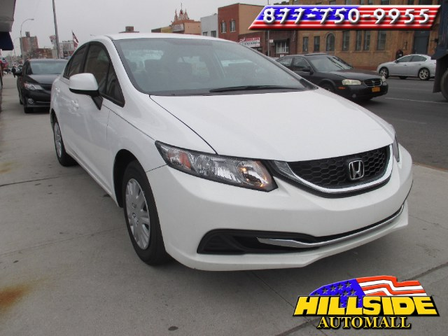 2013 Honda Civic Sdn 4dr Auto LX PZEV We have assembled the most advanced network of lenders to en