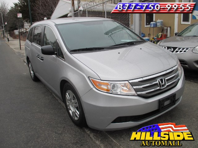 2013 Honda Odyssey 5dr LX We have assembled the most advanced network of lenders to ensure you get
