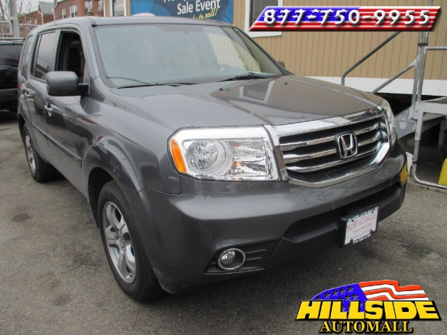 2013 Honda Pilot 4WD 4dr EX-L wNavi We have assembled the most advanced network of lenders to ens