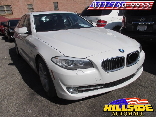 2012 BMW 5 Series 4dr Sdn 528i xDrive AWD We have assembled the most advanced network of lenders t