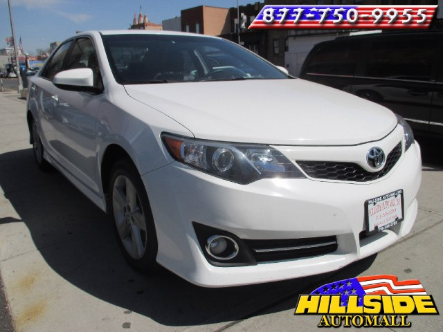 2014 Toyota Camry 20145 4dr Sdn I4 Auto SE We have assembled the most advanced network of lenders