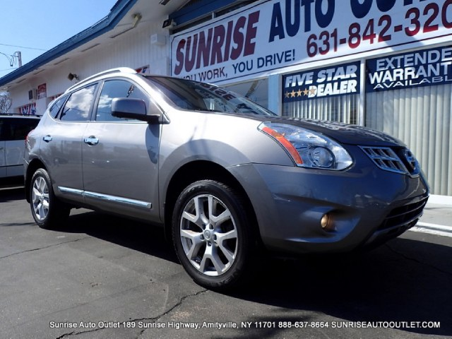 2012 Nissan Rogue AWD 4dr SV New Arrival Value Priced Below Market All Wheel Drive CARFAX 1
