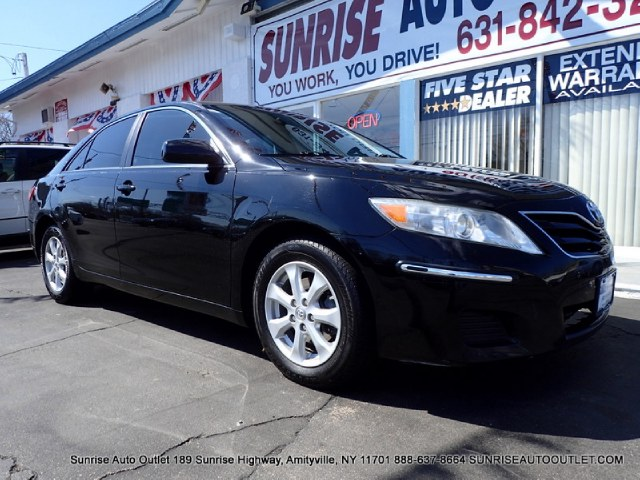 2011 Toyota Camry 4dr Sdn I4 Auto LE Natl Sunrise Auto Outlet  is the car shopping destination f