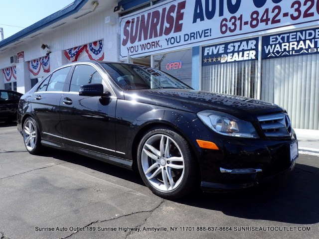 2012 MERCEDES C-class 4dr Sdn C300 Sport 4MATIC New Arrival This 2012 Mercedes-Benz C-Class 4dr