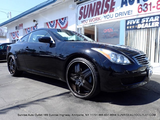 2010 Infiniti G37 Coupe 2dr x AWD New Arrival This 2010 Infiniti G37 Coupe 2dr x AWD Includes Bl