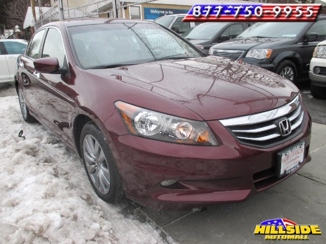 2012 Honda Accord Sdn 4dr V6 Auto EX-L We have assembled the most advanced network of lenders to e