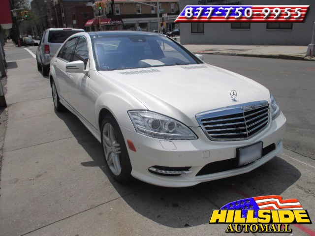 2013 MERCEDES S-Class 4dr Sdn S550 4MATIC We have assembled the most advanced network of lenders t
