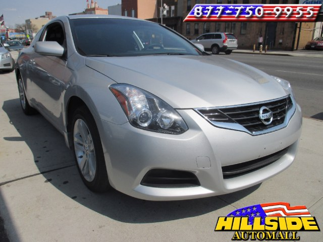 2013 Nissan Altima 2dr Cpe I4 25 S We have assembled the most advanced network of lenders to ensu