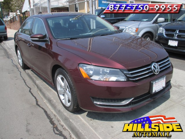 2013 Volkswagen Passat 4dr Sdn 25L Auto SE PZEV We have assembled the most advanced network of le