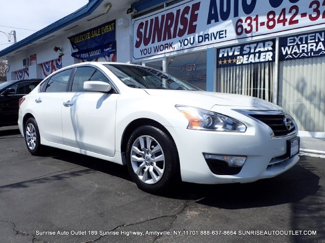 2013 Nissan Altima 4dr Sdn I4 25 S Sunrise Auto Outlet  is the car shopping destination for Long