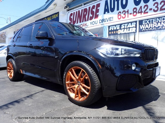 2014 BMW X5 AWD 4dr xDrive35i Sunrise Auto Outlet  is the car shopping destination for Long Island
