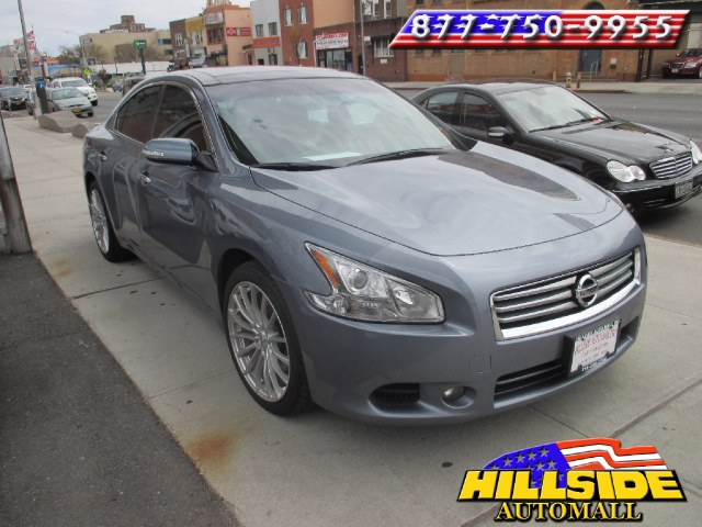 2012 Nissan Maxima 4dr Sdn V6 CVT 35 SV wPremiu We have assembled the most advanced network of l