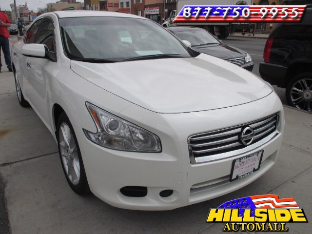 2014 Nissan Maxima 4dr Sdn 35 S We have assembled the most advanced network of lenders to ensure