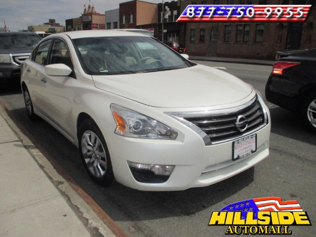 2014 Nissan Altima 4dr Sdn I4 25 S We have assembled the most advanced network of lenders to ensu