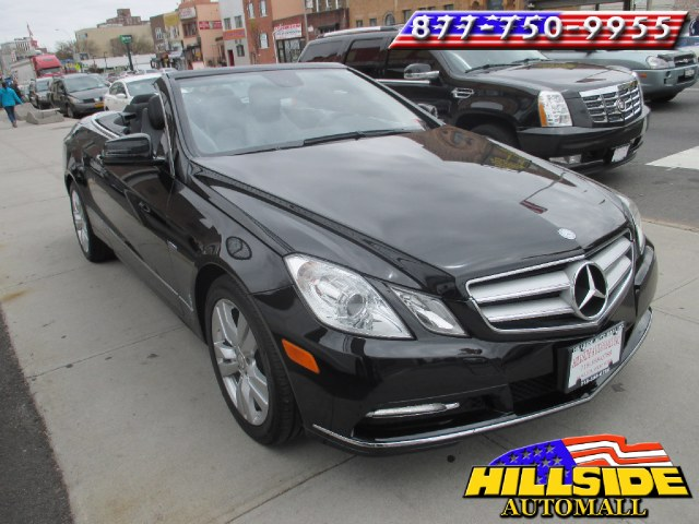 2012 MERCEDES E-Class 2dr Cabriolet E350 RWD We have assembled the most advanced network of lender