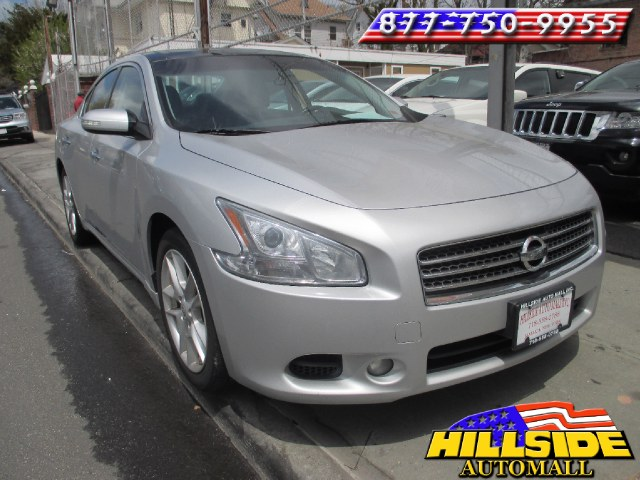 2011 Nissan Maxima 4dr Sdn V6 CVT 35 SV wSport We have assembled the most advanced network of le