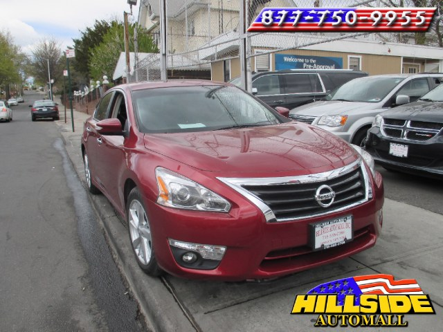 2013 Nissan Altima 4dr Sdn I4 25 SV We have assembled the most advanced network of lenders to ens