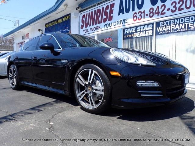 2011 Porsche Panamera 4dr HB 4S Sunrise Auto Outlet  is the car shopping destination for Long Isla