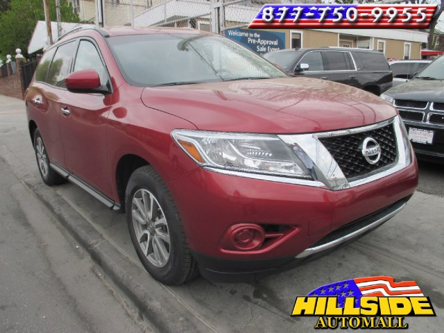 2013 Nissan Pathfinder 4WD 4dr SV We have assembled the most advanced network of lenders to ensure