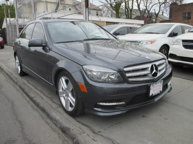 2011 MERCEDES C-Class 4dr Sdn C300 Luxury 4MATIC We have assembled the most advanced network of le