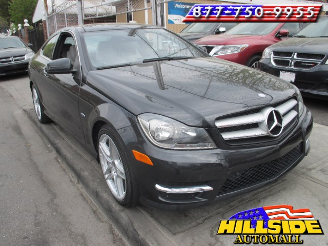 2012 MERCEDES C-Class 2dr Cpe C250 RWD We have assembled the most advanced network of lenders to e