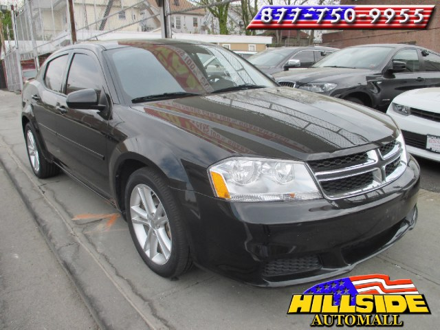 2012 Dodge Avenger 4dr Sdn SXT We have assembled the most advanced network of lenders to ensure yo